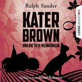 Omslag Kater Brown und die tote Weinkönigin - Kurzgeschichte