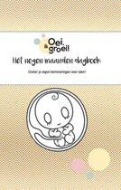 Boek cover Oei, ik groei! Het negen maanden dagboek van Xaviera Plooij