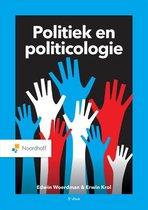 Boek cover Politiek en politicologie van Edwin Woerdman