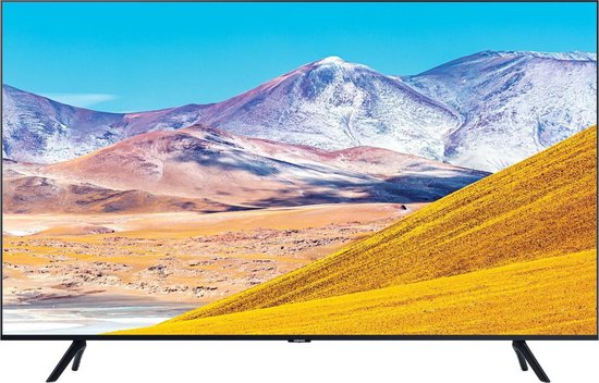 Samsung UE43TU8000 4K HDR LED Smart TV (43 inch)