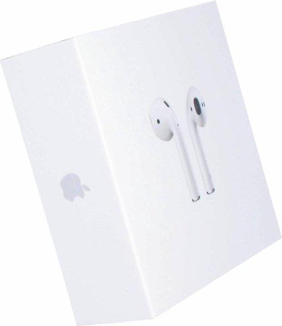 Apple AirPods - Volledig draadloze In-ear oordopjes - Wit