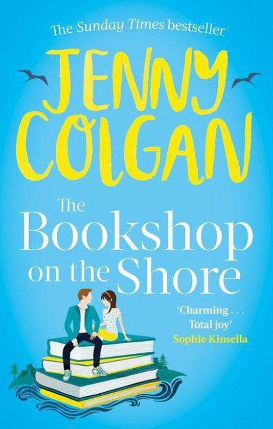 Boek cover The Bookshop on the Shore van Jenny Colgan (Onbekend)
