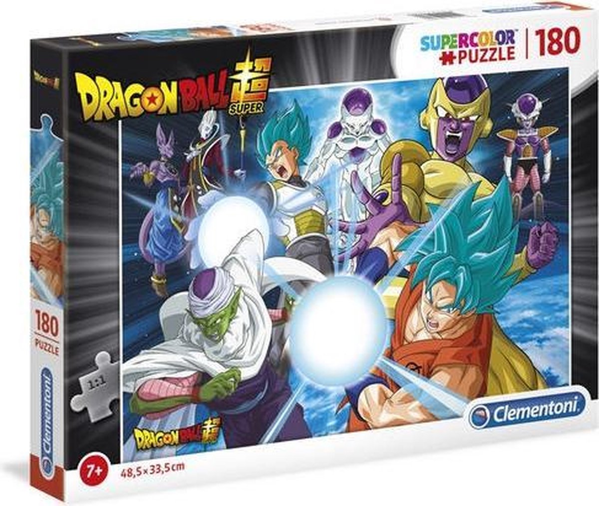 Clementoni Legpuzzel Dragon Ball Super 180 Stukjes