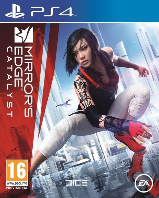 Mirror's Edge: Catalyst - PS4
