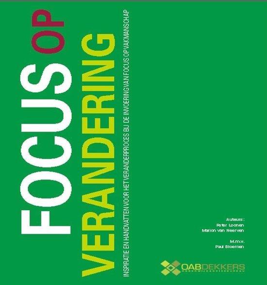 Focus op verandering - Peter Loonen |