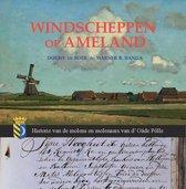 Windscheppen op Ameland