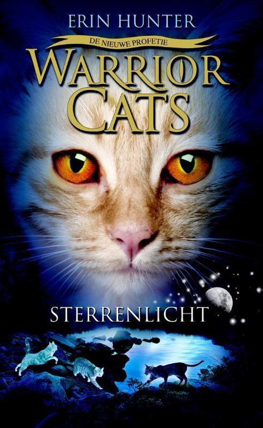 Warrior Cats | De nieuwe profetie 4 - Sterrenlicht