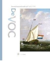 Boek cover De VOC van Jan J.B. Kuipers (Hardcover)