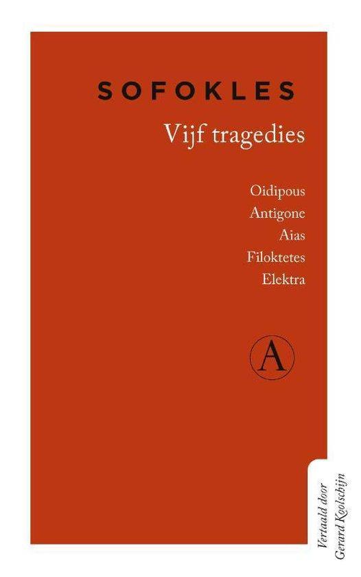 Vijf tragedies - Sofokles | Fthsonline.com