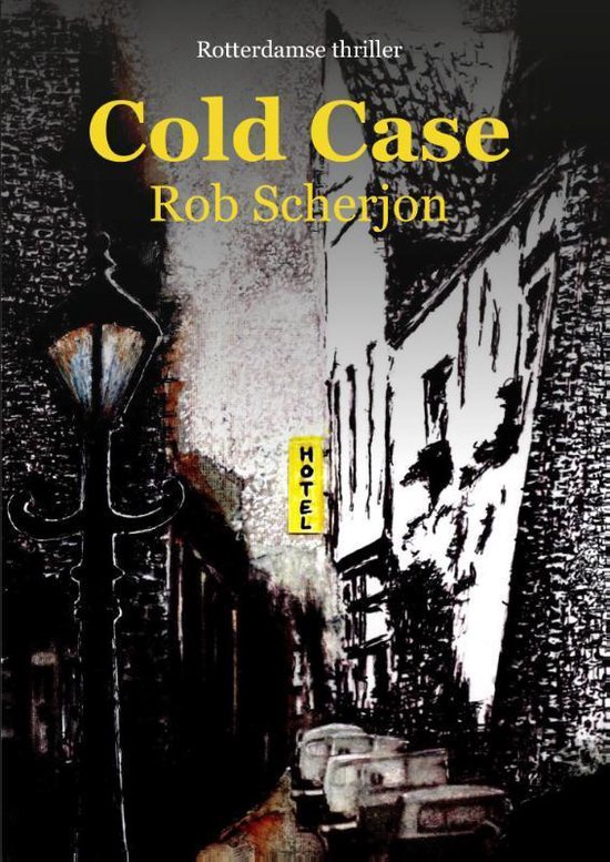 Cold Case - Rob Scherjon  