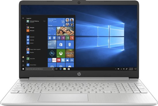 HP laptop 15S-FQ1442ND