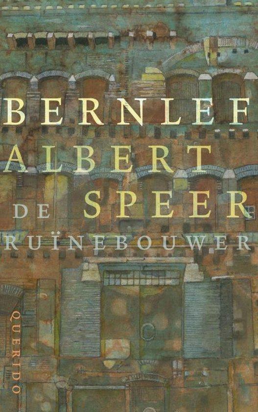 Boek cover Albert Speer, de ruinebouwer van Bernlef (Paperback)