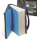 Arbos Notitieboek Blanco A6 Gerecycled Papier Blauw