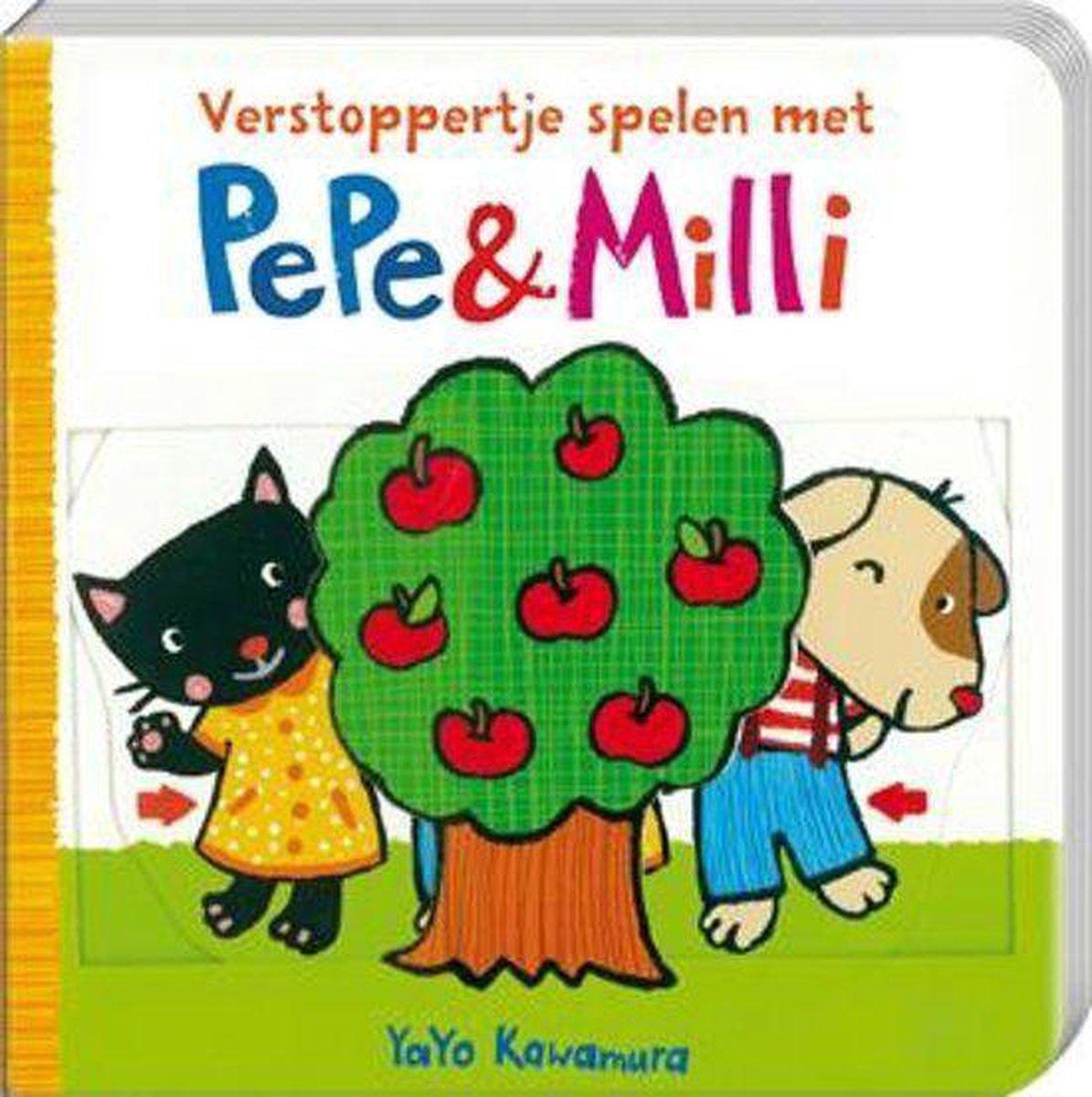 Verstoppertje spelen met Pepe & Milli - Kinderboek