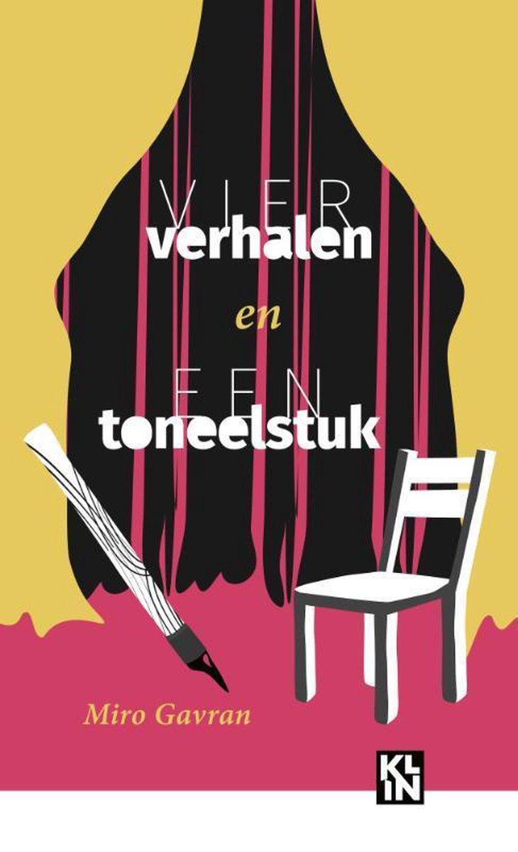 Kroatische literatuur in Nederland 16 - Vier verhalen en een toneelstuk