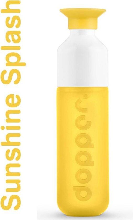 Dopper Original Drinkfles - 450 ml  - Sunshine Splash