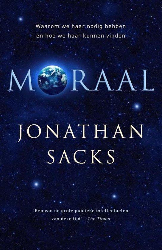 Moraal - Jonathan Sacks  