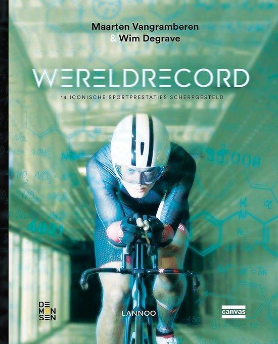 Wereldrecord - Maarten Vangramberen |