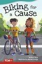 Omslag Biking for a Cause
