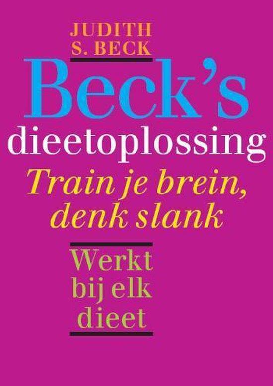 Beck's dieetoplossing - Judith S. Beck   Fthsonline.com