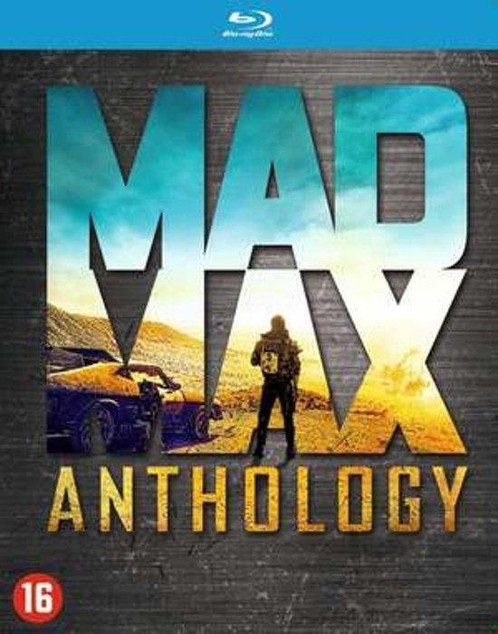 Mad Max Anthology (Blu-ray) - Movie