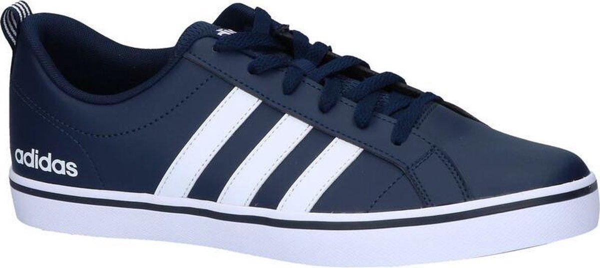 adidas Sneakers - Maat 44 - Unisex - navy/wit - adidas