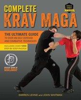 Boek cover Complete Krav Maga van Darren Levine