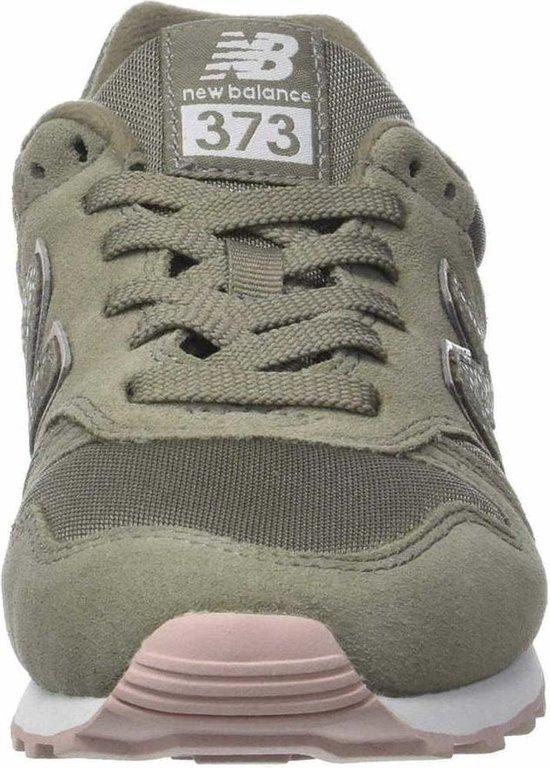 bol.com   New Balance Dames Sneakers Wl373 Dames - Groen ...