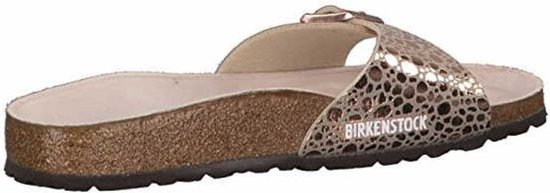 Birkenstock Madrid Dames Slippers Small fit - Copper - Maat 41 aPhLC2tc
