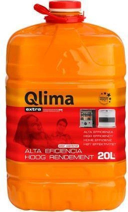 Qlima petroleum plus extra 20 liter