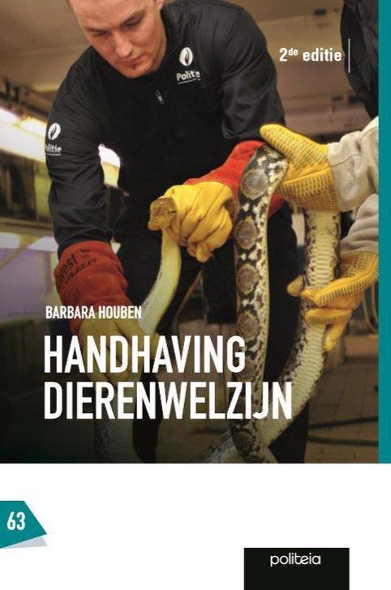 Handhaving Dierenwelzijn - Barbara Houben |