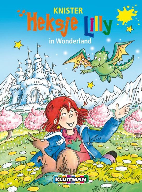 Heksje Lilly - Heksje Lilly in Wonderland - Knister |