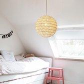 Hanglamp Lina Ball 60 wit
