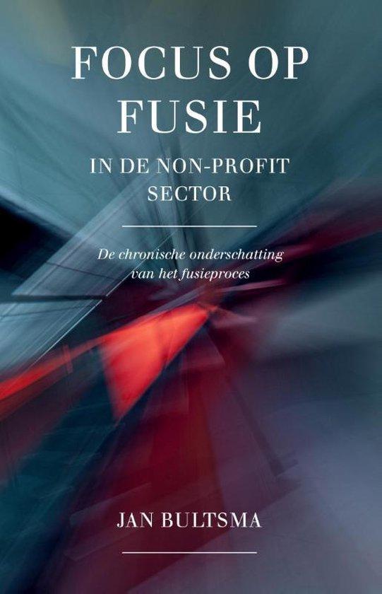 Focus op fusie in de non-profit sector - Jan Bultsma   Fthsonline.com
