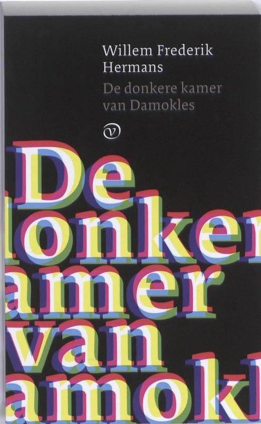 De donkere kamer van Damokles - Willem Frederik Hermans |