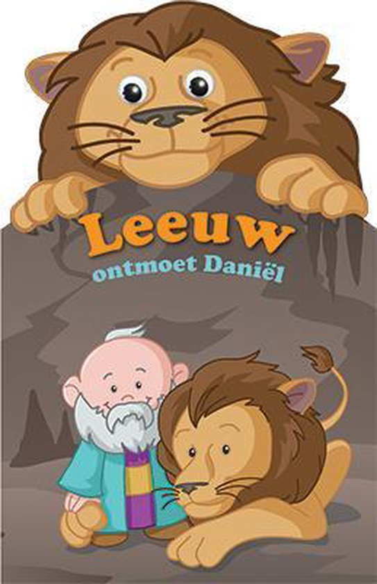 Leeuw ontmoet Daniel - Rob Tugwell  