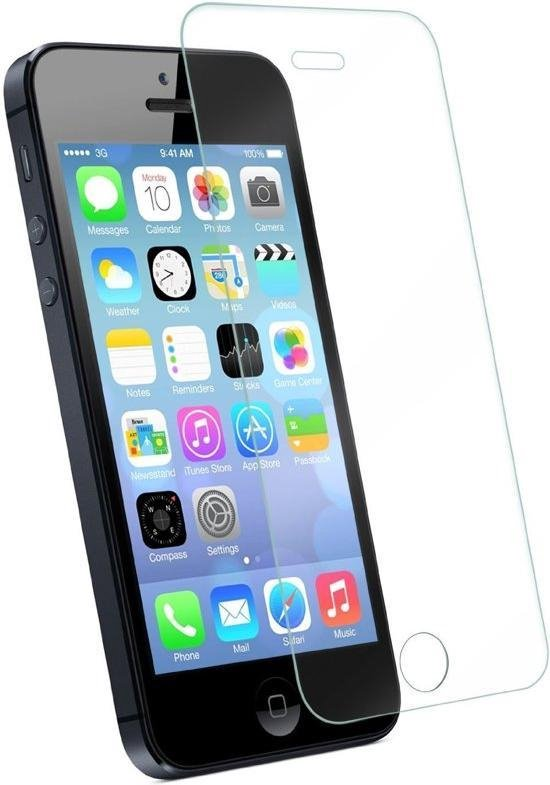 5x Tempered Glass screenprotector -  iPhone 5
