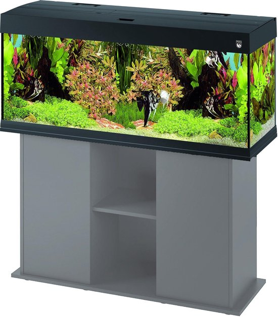 Trofis Basic 100 Zwart Aquarium
