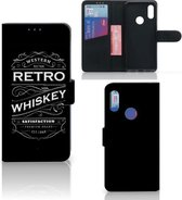 Xiaomi Redmi 7 Book Cover Whiskey