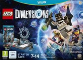 LEGO DIMENSIONS STARTER PACK (71174) (WIIUF)
