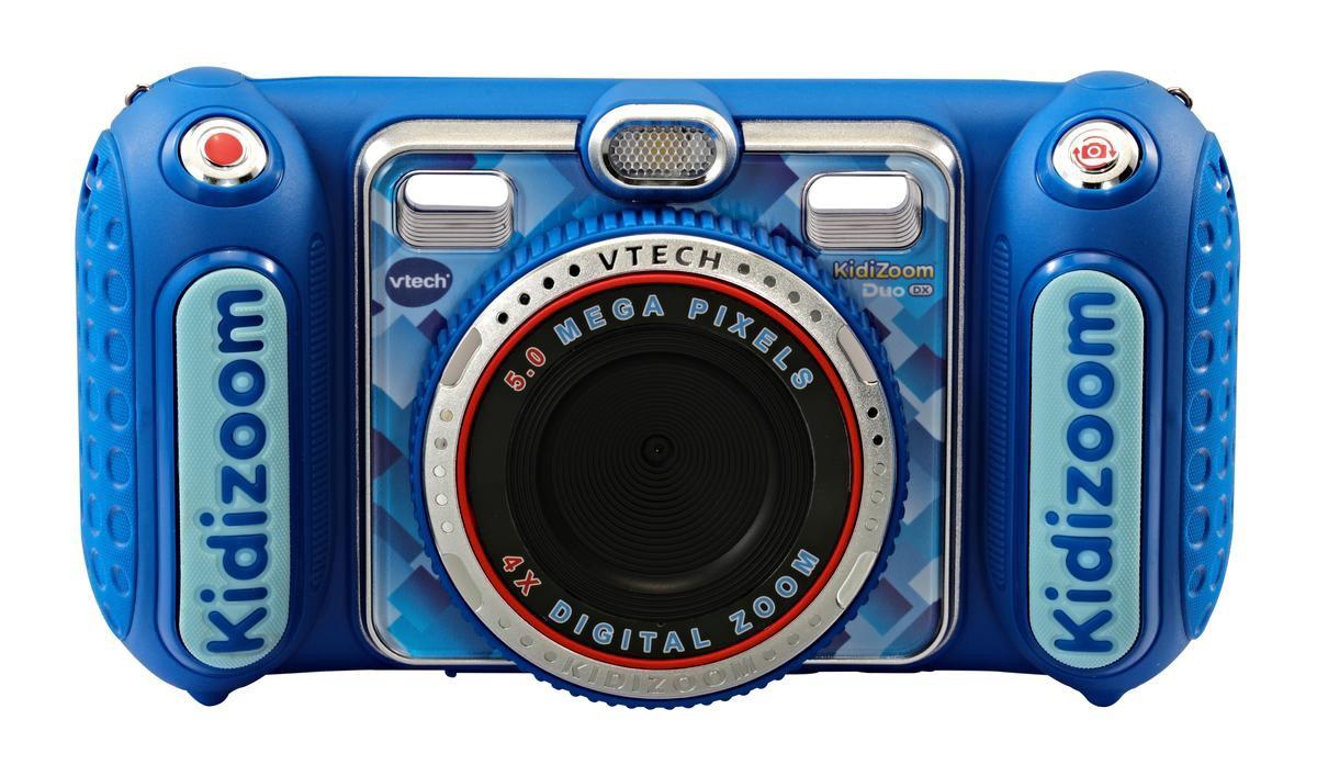 VTech - KidiZoom - 10 in 1 KidiZoom Camera - Blauw - 4 tot 10 jaar