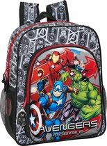 Marvel Avengers Heroes - Rugzak - 32 x 38 x 12 cm - Multi