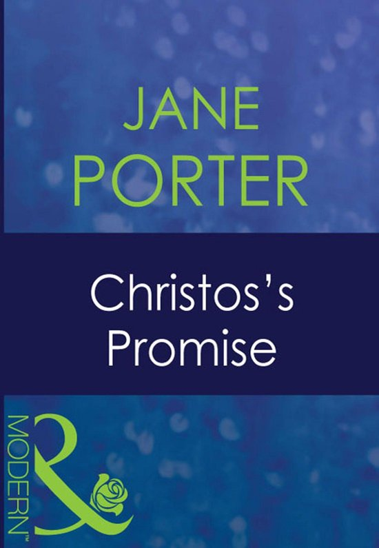 Christos's Promise (Mills & Boon Modern) (Passion - Book 19)