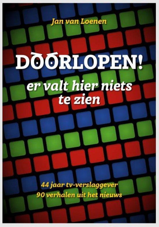 DOORLOPEN! - Jan van Loenen | Readingchampions.org.uk
