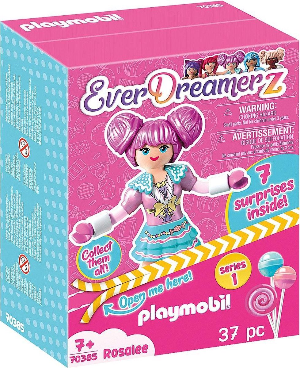 PLAYMOBIL Everdreamerz Rosalee - 70385