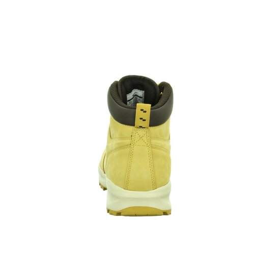 NIKE Manoa Leather Mannen Sneakers - HAYSTACK/HAYSTACK-VELVET BROWN - 9