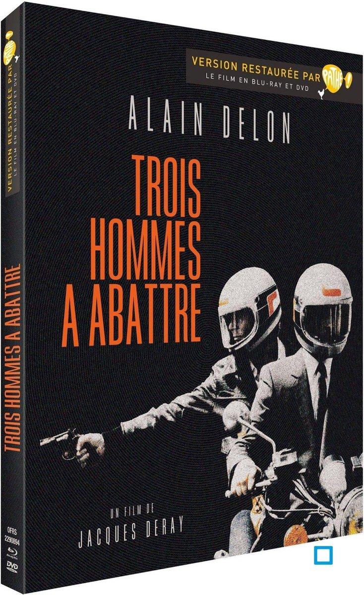 Trois hommes à abattre - Combo Blu-Ray + DVD-