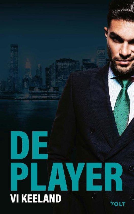 Boek cover De player van Vi Keeland (Paperback)
