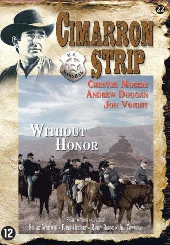 Cover van de film 'Cimarron Strip - Without Honor'