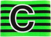 Stanno Aanvoerdersband verstelbaar Aanvoerdersband - Groen - Maat SR